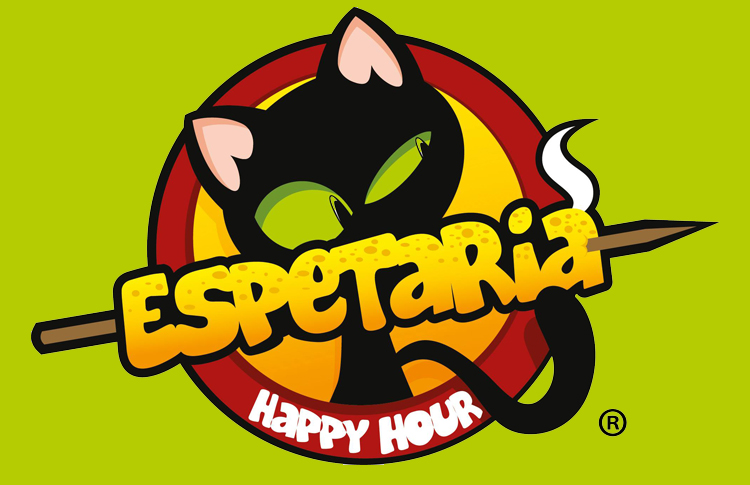logo espetaria Happy Hour
