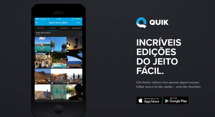 aplicativo quik