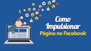 impulsionar página no Facebook