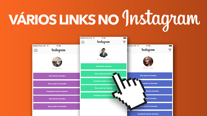 Como Inserir Vários Links no Perfil do Instagram? [Vídeo Tutorial]